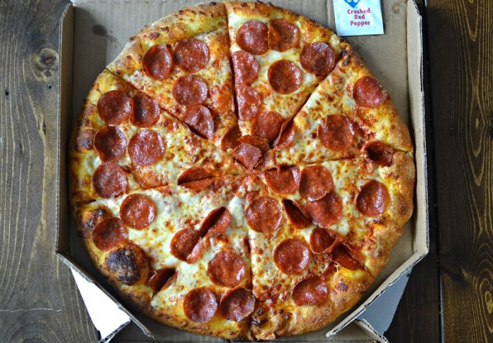 Domino's Pizza limit voucher exchange